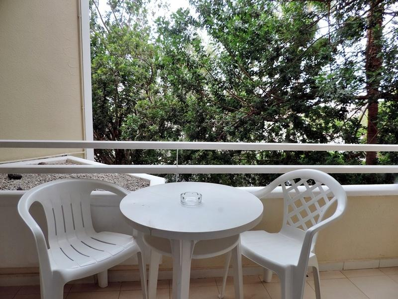 Apartamentos Green Park in Golf del Sur, Tenerife, Canary Islands