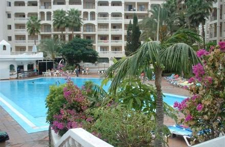 Castle Harbour Apartments in Los Cristianos, Tenerife, Canary Islands