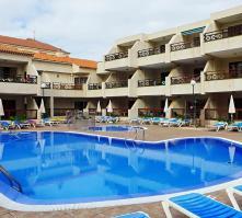 Andorra Apartments in Playa de las Americas, Tenerife, Canary Islands