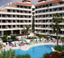 Hotel Andorra in Playa de las Americas, Tenerife, Canary Islands