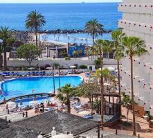 Hotel Troya in Playa de las Americas, Tenerife, Canary Islands