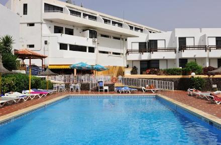 Paraiso Del Sol Apartments (Fase lII) in Playa de las Americas, Tenerife, Canary Islands