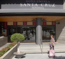 Hotel Escuela Santa Cruz in Santa Cruz, Tenerife, Canary Islands
