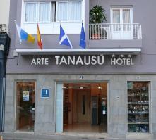 Tanausu in Santa Cruz, Tenerife, Canary Islands