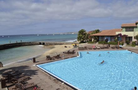 Porto Antigo Residence in Santa Maria (Cape Verde), Cape Verde Islands