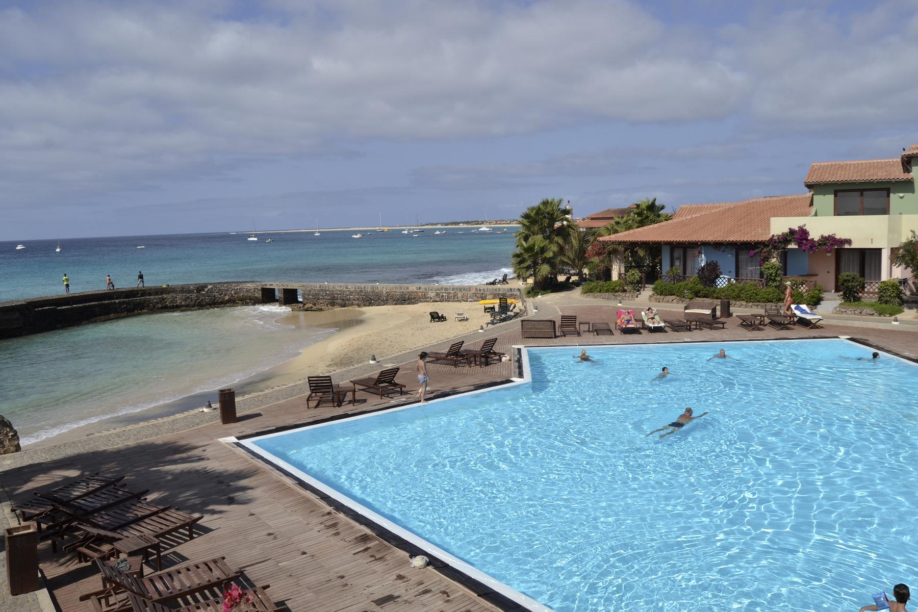 Porto Antigo Residence in Santa Maria (Cape Verde), Cape Verde Islands