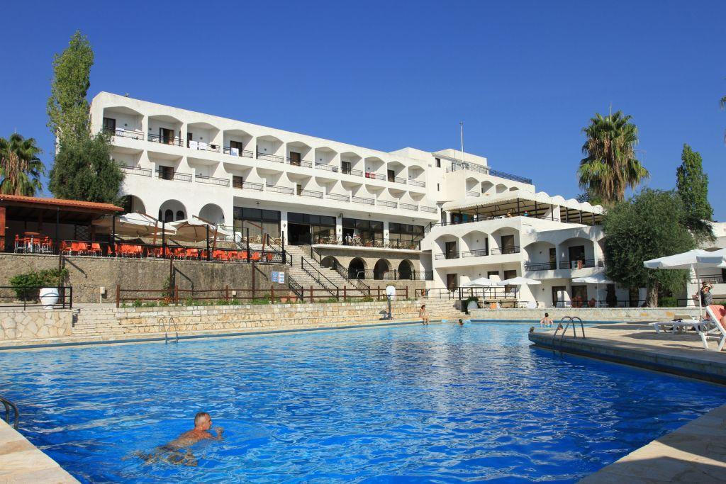 Magna Graecia Hotel in Dassia, Corfu, Greek Islands