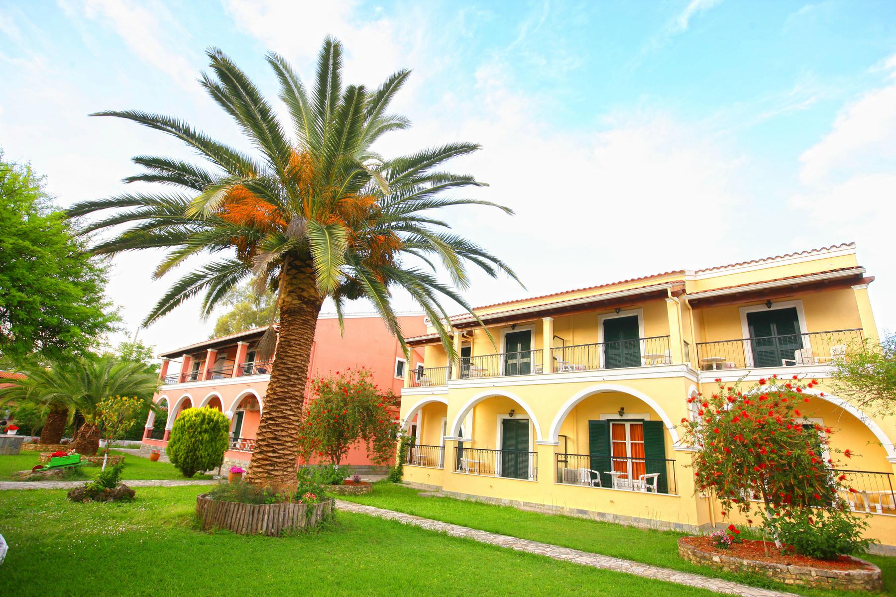 Zefiros Apartments Gouvia in Gouvia, Corfu, Greek Islands