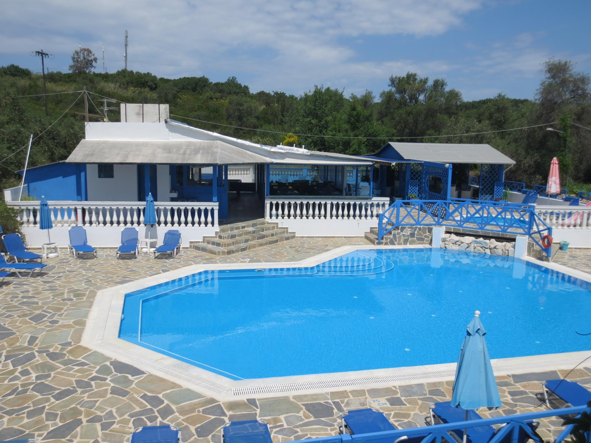 Blue Gardens Apartments in Corfu, Roda | Holidays from £204