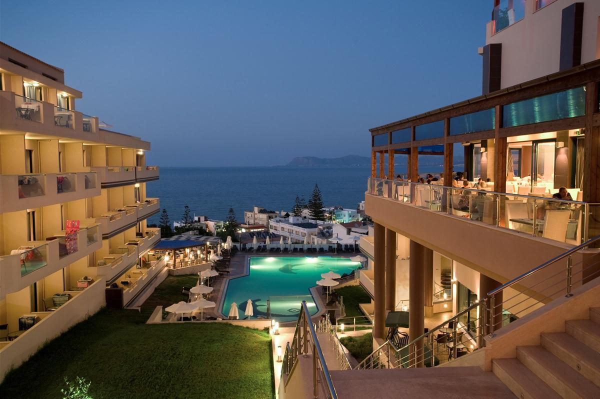 CHC Galini Sea View (Adult's Only 16+) in Aghia Marina, Crete, Greek Islands