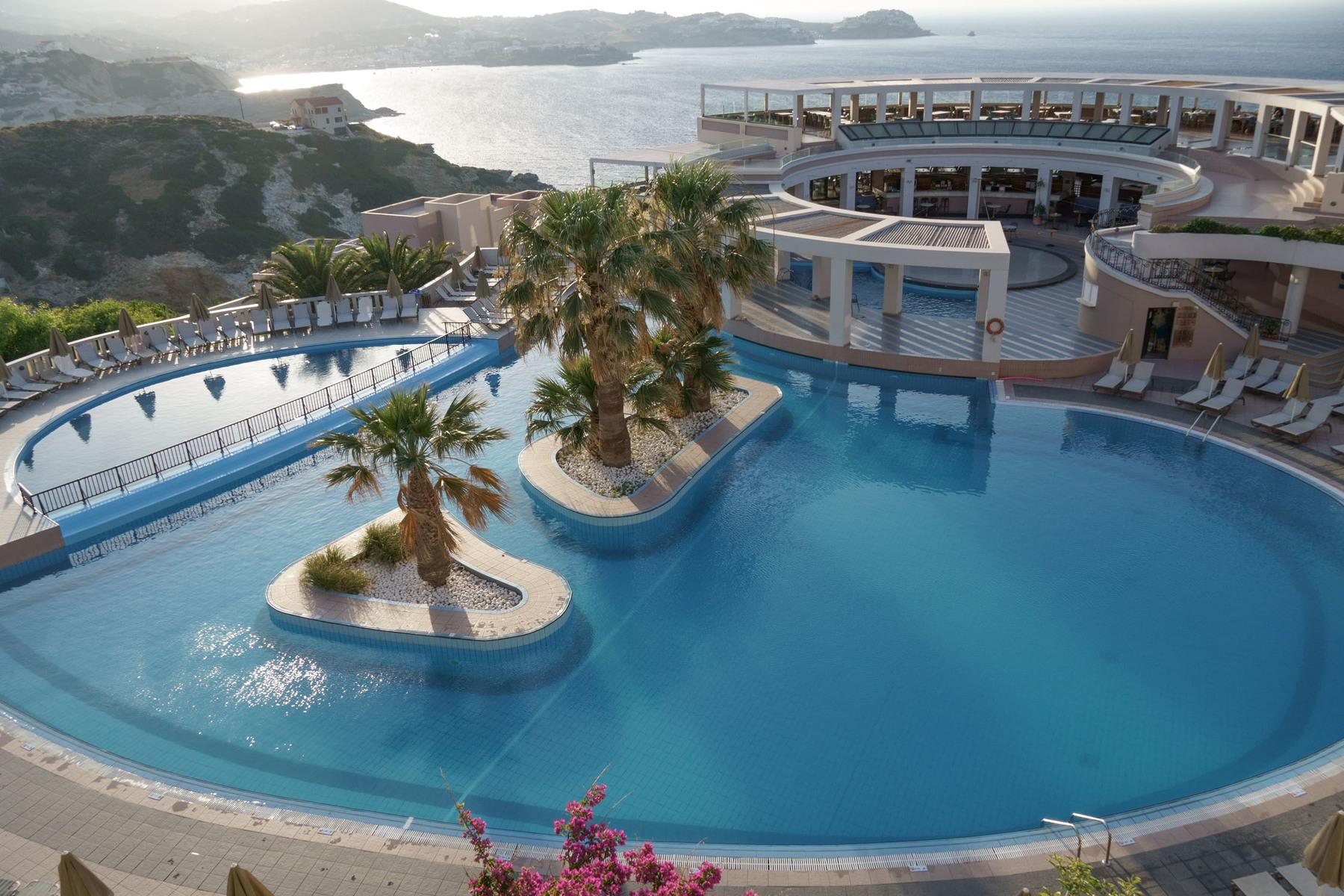 CHC Athina Palace Resort & Spa in Aghia Pelagia, Crete, Greek Islands