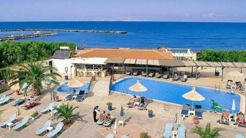 Kalia Beach Hotel Crete Reviews