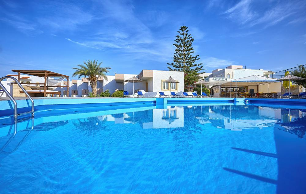 Klio Aparthotel in Gouves, Crete, Greek Islands