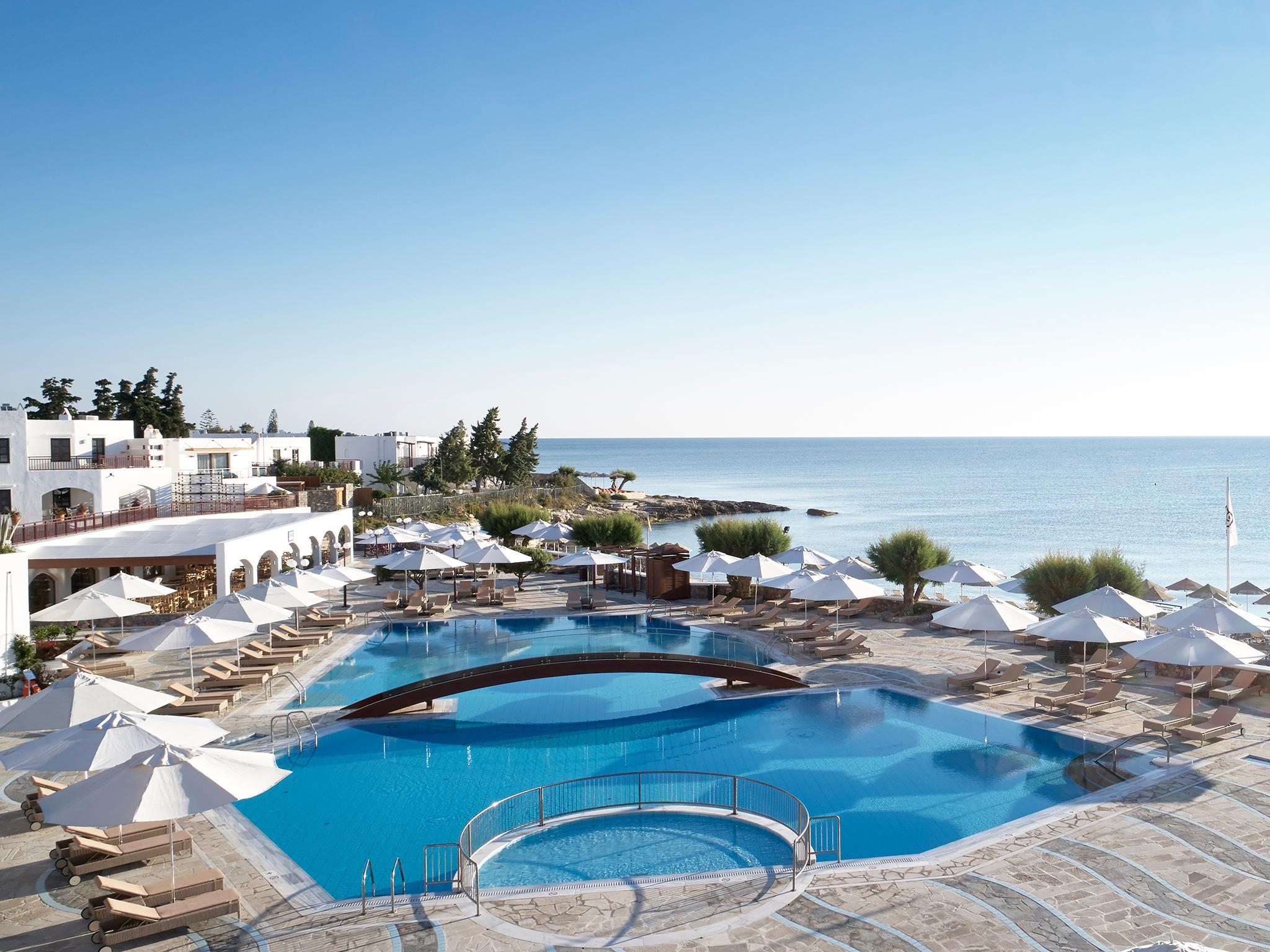 Creta Maris Beach Resort in Hersonissos, Crete, Greek Islands