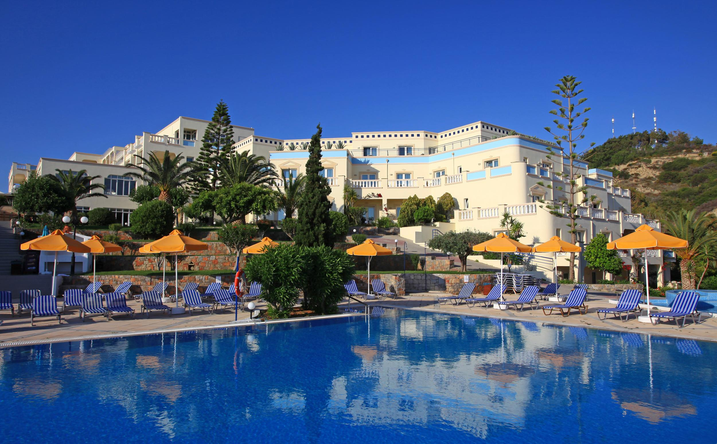 Arion Palace Hotel (adults only) in Ierapetra, Crete, Greek Islands