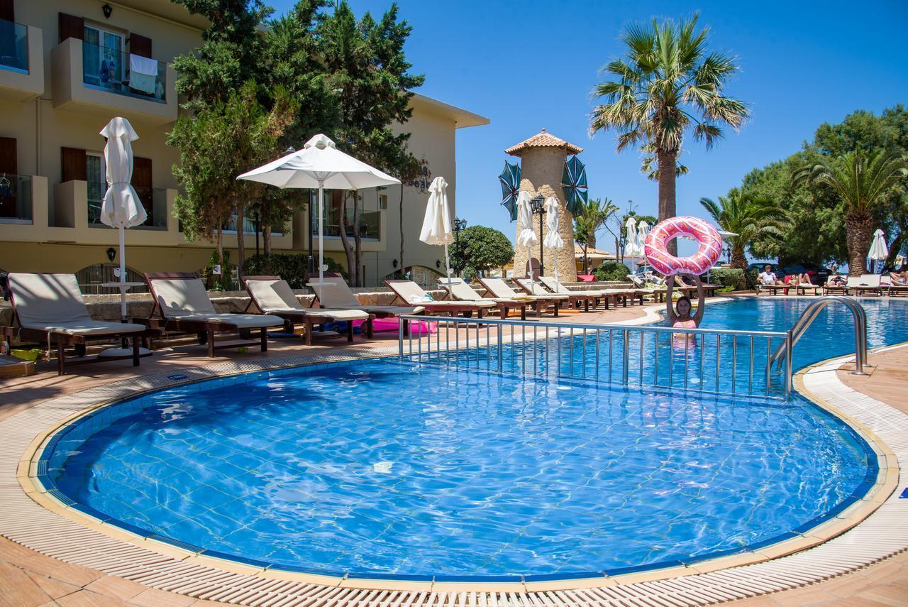 Kalyves Beach