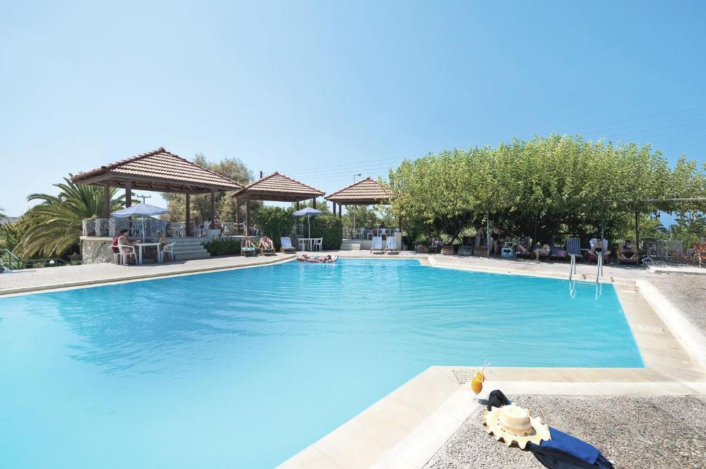 Gortyna Hotel in Rethymnon, Crete, Greek Islands
