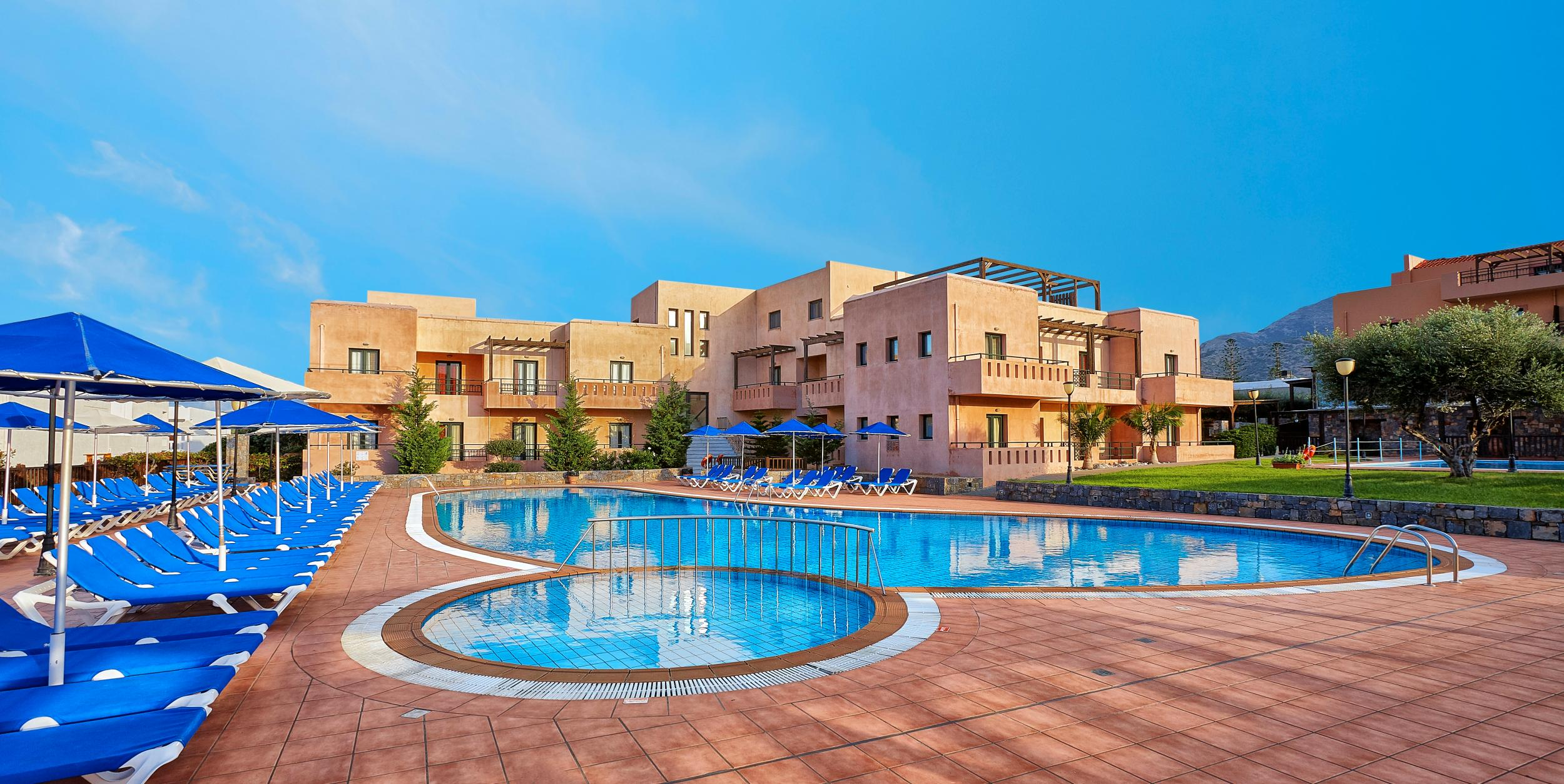 Sentido Vasia Beach Resort and Spa in Sissi, Crete, Greek Islands