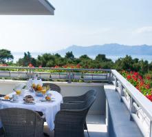 Aparthotel Miramare in Makarska, Central Dalmatia, Croatia