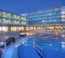 Hotel Pinija in Petrcane, Central Dalmatia, Croatia