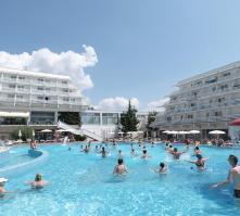 Hotel Olympia in Vodice, Central Dalmatia, Croatia