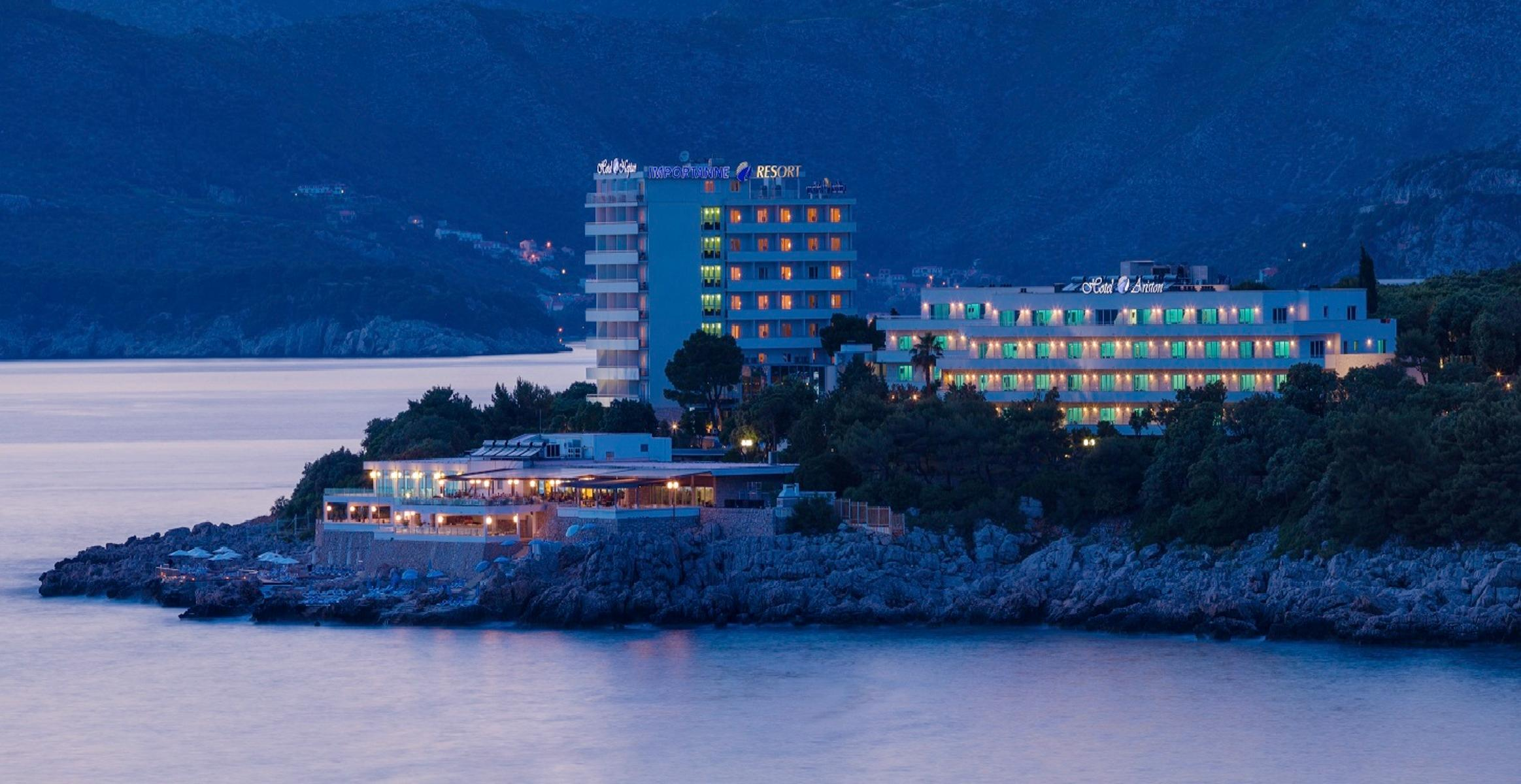 Ariston Hotel In Dubrovnik Croatia Holidays From 163 399pp