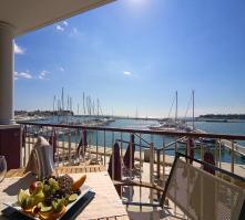 Nautica Hotel in Novigrad, Istrian Riviera, Croatia