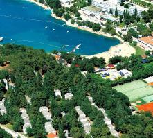 Apartments Tourist Settelment Astra in Porec, Istrian Riviera, Croatia
