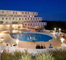 Hotel Delfin in Porec, Istrian Riviera, Croatia