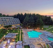 Laguna Mediteran Hotel in Porec, Istrian Riviera, Croatia
