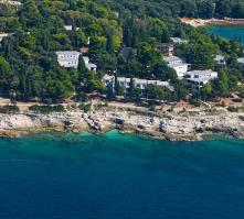 Horizont Resort in Pula, Istrian Riviera, Croatia