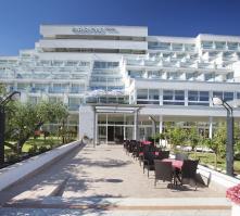Hotel Narcis in Rabac, Istrian Riviera, Croatia