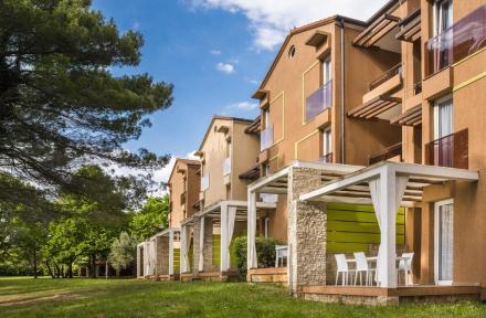 Apartments Sol Stella in Umag, Istrian Riviera, Croatia