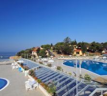 Resort Petalon in Vrsar, Istrian Riviera, Croatia