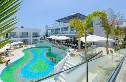 Hotel Tasia Maris Oasis in Ayia Napa, Cyprus