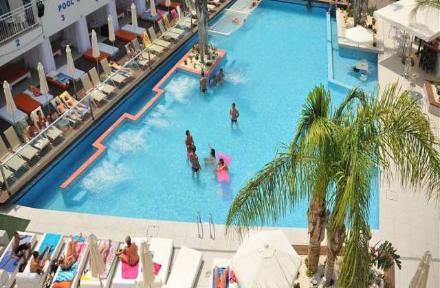 Tsokkos Holiday Apartments in Ayia Napa, Cyprus