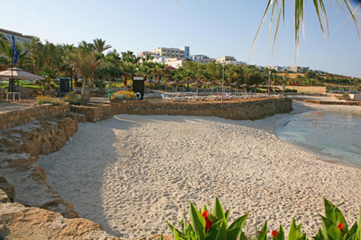 St. George Hotel and Spa Resort in Coral Bay, Cyprus