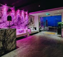 The Ciao Stelio Deluxe Hotel in Larnaca, Cyprus