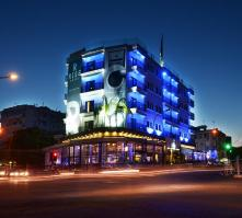 The Rise Hotel in Larnaca, Cyprus