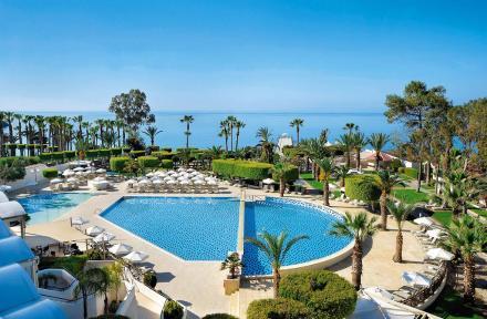 Elias Beach Hotel in Limassol, Cyprus