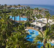 Aquamare Beach Hotel & Spa in Paphos, Cyprus