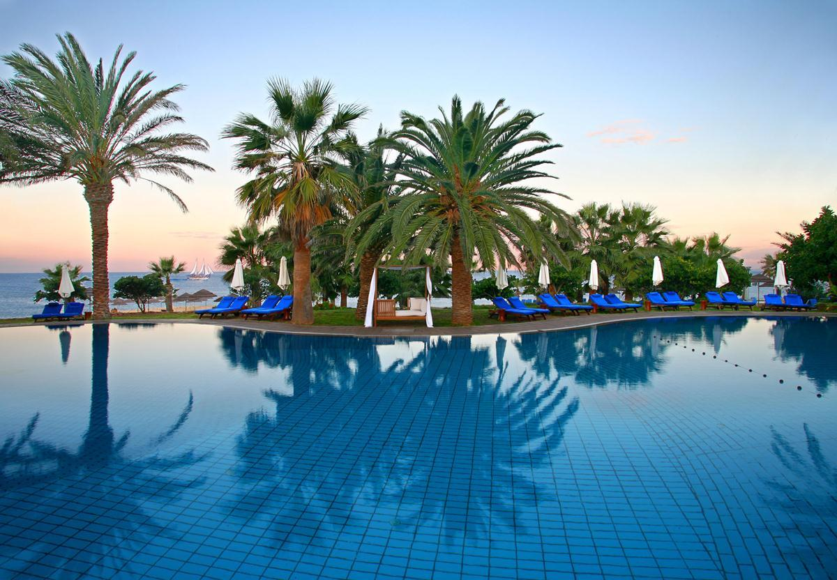 Azia Resort Amp Spa In Paphos Cyprus Holidays From 163 438pp