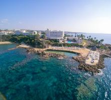 Cynthiana Beach in Paphos, Cyprus