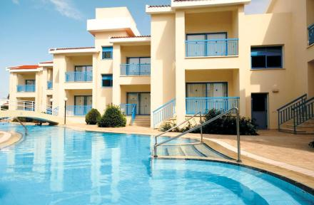 Kissos Hotel in Paphos, Cyprus