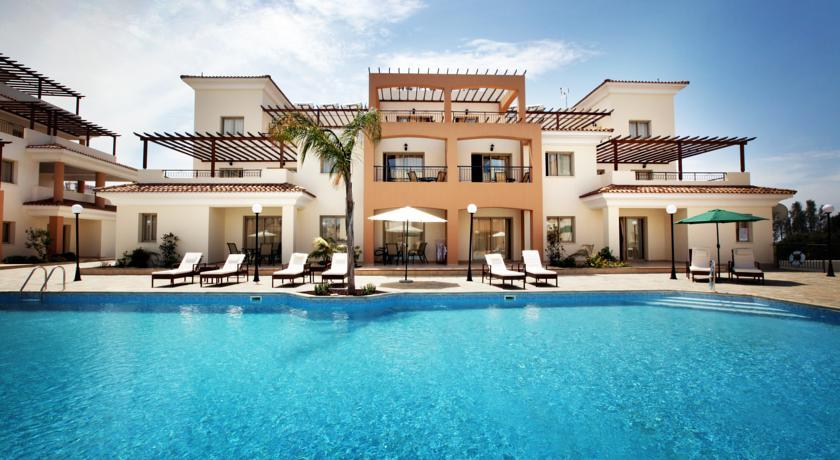 Oracle Exclusive Apartment Resort in Paphos, Cyprus