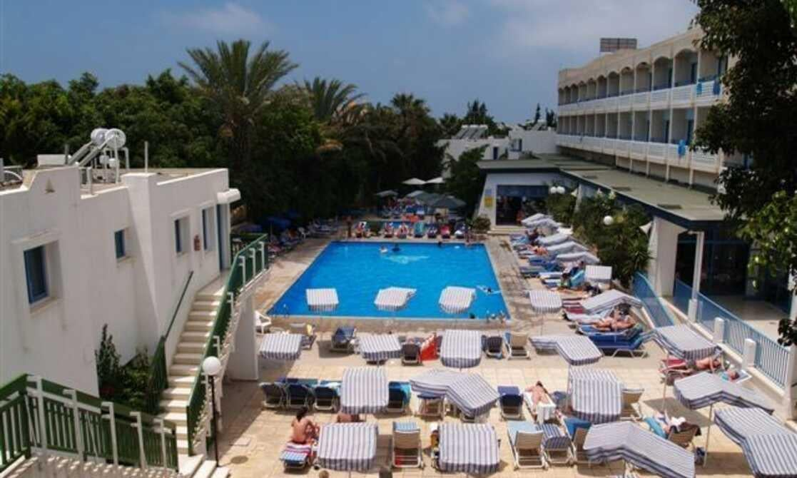 Paphiessa Hotel & Apartments in Paphos, Cyprus