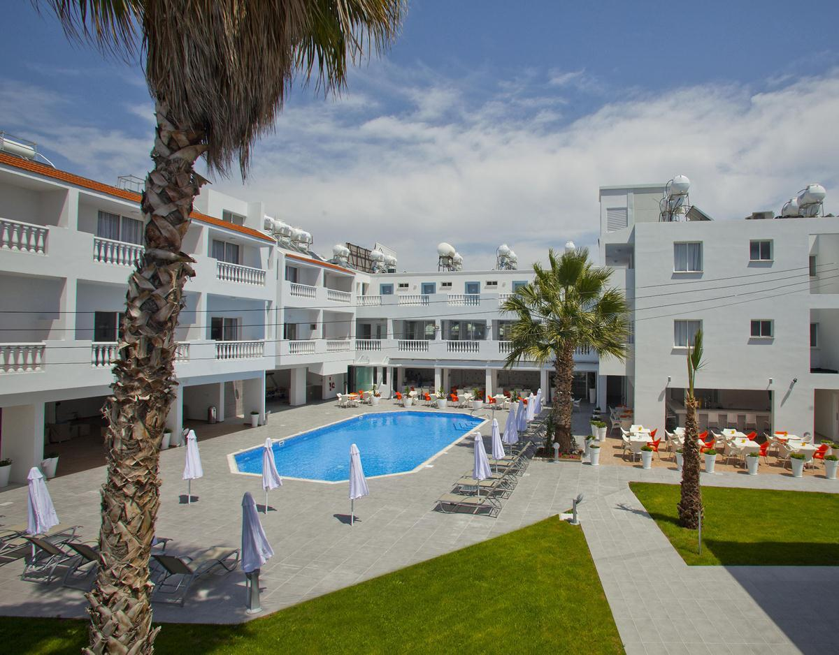 Princessa Vera Hotel Apartments in Paphos, Cyprus
