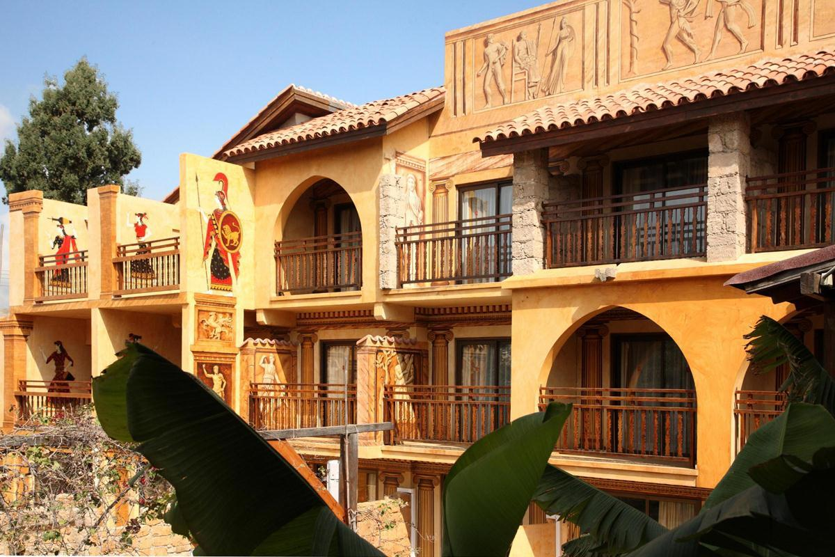 Roman Boutique Hotel in Paphos, Cyprus