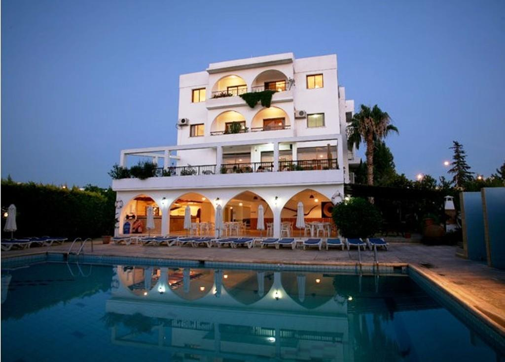 Stephanos Hotel Apartments in Polis, Cyprus