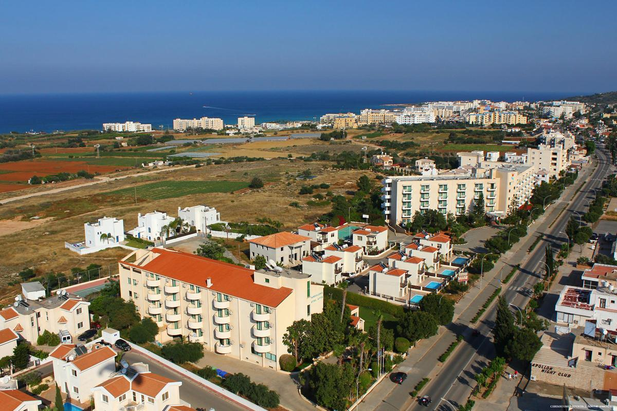 Mandalena Hotel Apartments in Protaras, Cyprus